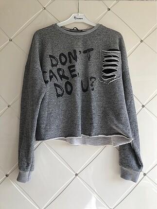 Payetli sweatshirt