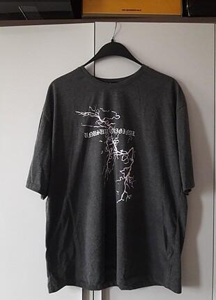 şimşekli tişört aesthetic grunge