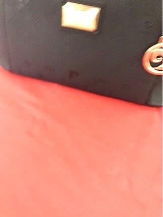 Beden Pierre cardin siyah çanta