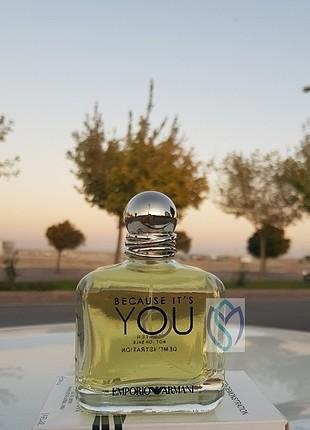 Armani Emporio Because It's You Edp 100 ml Kadın Parfüm
