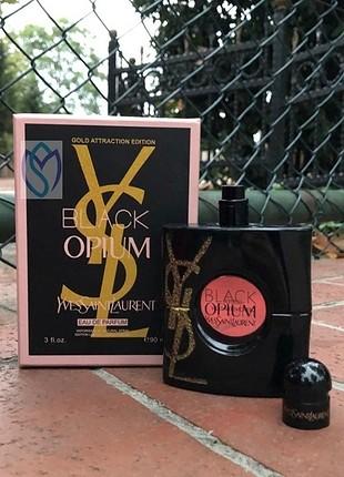 Yves Saint Laurent Opium Black EDP 90 ML Bayan Parfüm