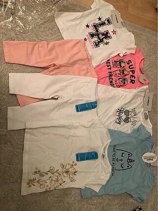 5 Tshirt 2 tayt