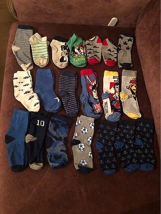 20 çorap