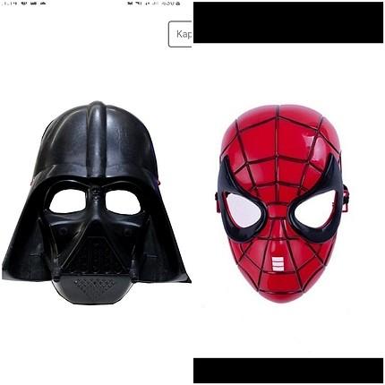 2 adet maske