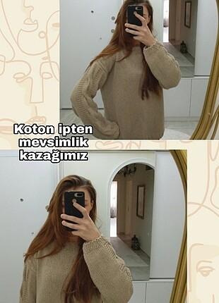 El örgüsü Koton Kazak