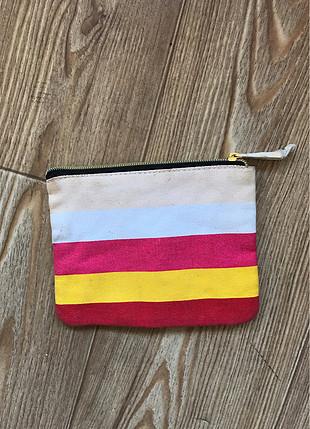 diğer Beden Renkli cüzdan