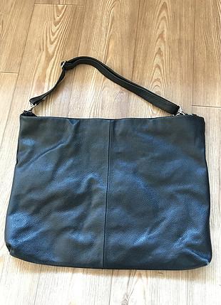 Deri kol çantası