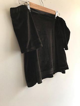 Kadife bluz