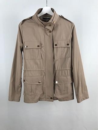 Kısa Trenchcoat