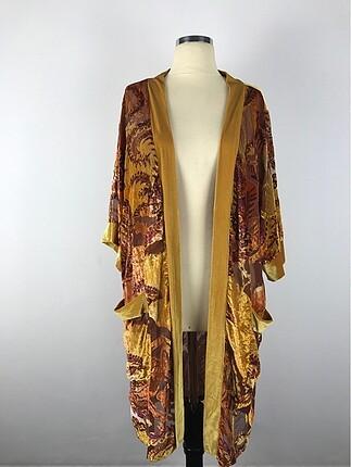 Kadife kimono