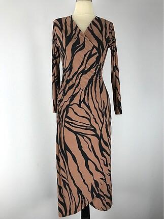 Şık uzun elbise