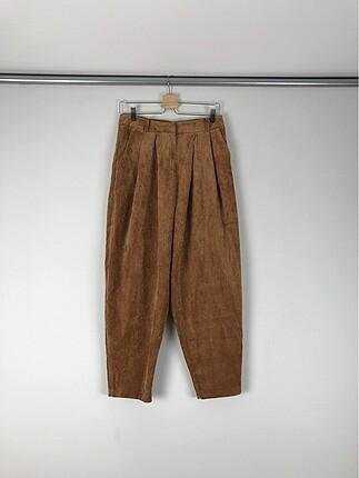 Kadife kumaş pantolon