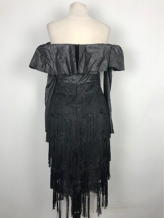 36 Beden Şık elbise