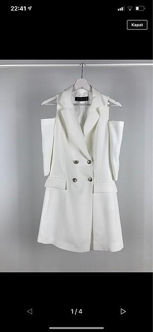 Ceket elbise