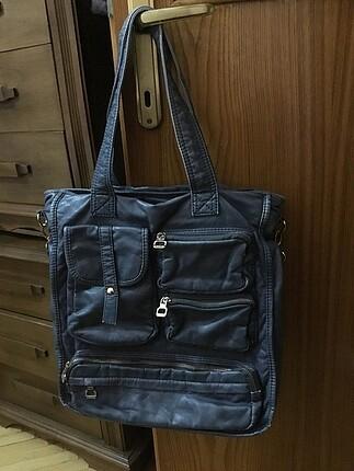 Barcelona 21-K marka orjinalin çanta