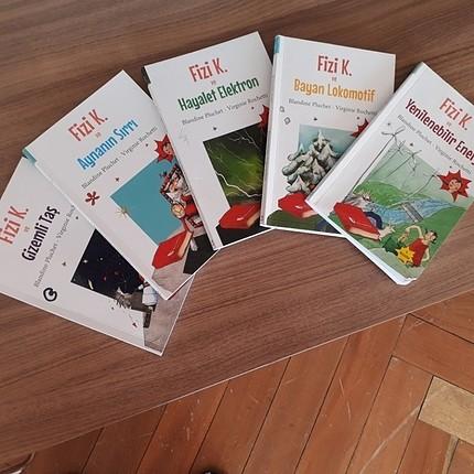 5 li kitap seti