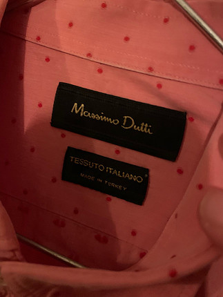 Massimo Dutti Massimo dutti gömlek