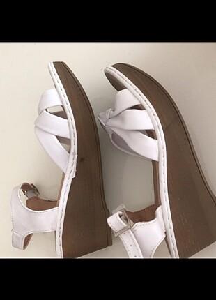 38 Beden beyaz Renk Ayakkabı