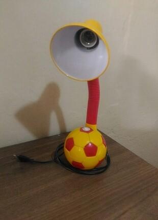 Galatasaray gece lambası masa lambası