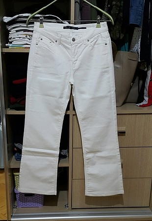 Oasis Beyaz Jean