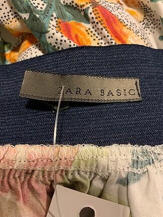 s Beden Zara Mini Etek %70 İndirimli.