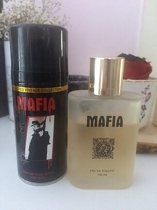 Mafia erkek parfümüdür