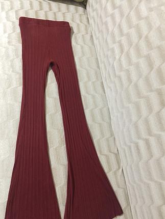 Bershka Yeni model bir sezonun tiril tril pantolon ?????????????????????