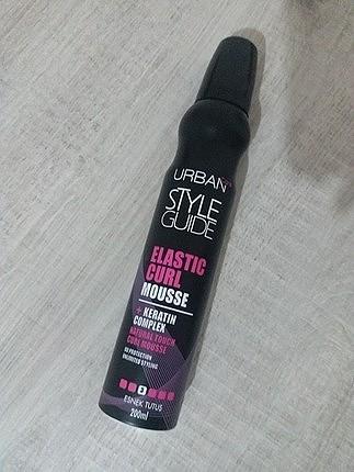 Urban Style Guide Elastic Curl Saç Köpüğü