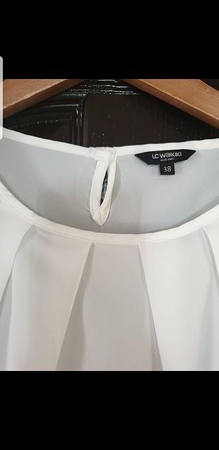 LC Waikiki temiz defosuz 1 kez giyildi bluz