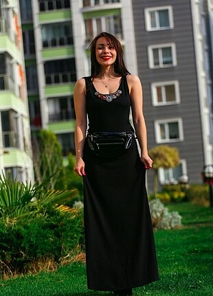 Elbise uzun