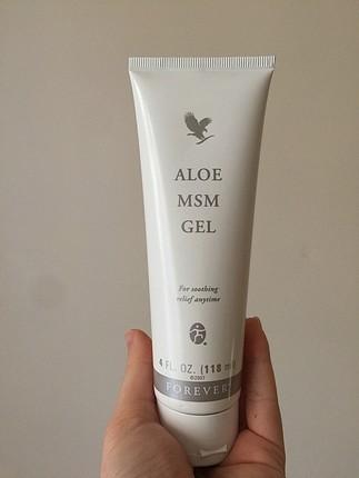 Aloe Msm Gel