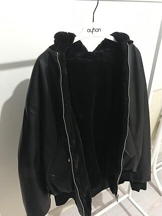 Zara Bomber Ceket