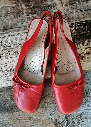 Vintage ayakkabı 37 flower marka
