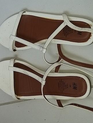 36 Beden H&M markalı sandalet