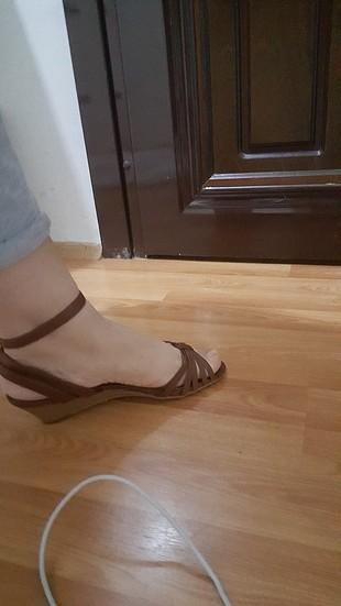 H&M Yazlık ayakkabı.