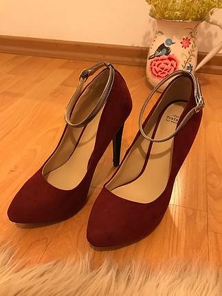 Zara Topuklu Ayakkabı