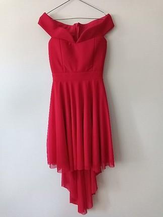 Dilvin Kırmızı elbise