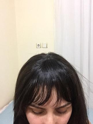 Takma saç kahkül