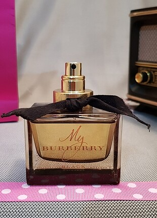 MY BURBERRY BLACK 50 ML PARFÜM