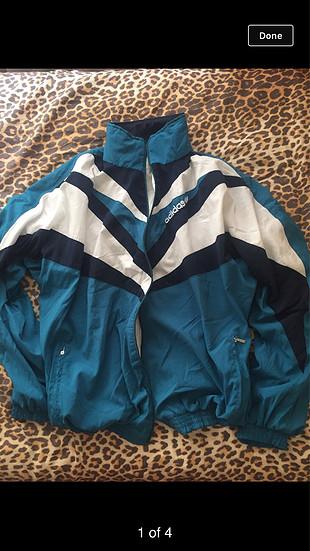 Adidas Vintage oldskool ceket