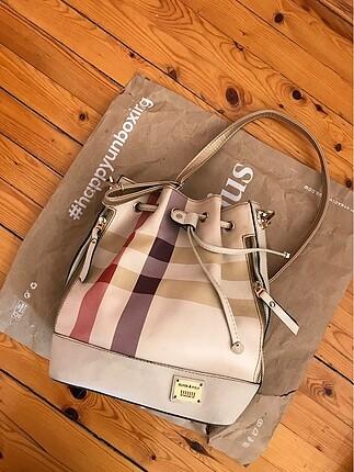 Silver Polo çanta