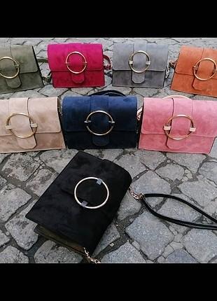 Zara Sıfır çanta