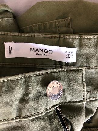 Mango Mango pantolon