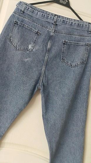 40 Beden mavi Renk Jean pantolon