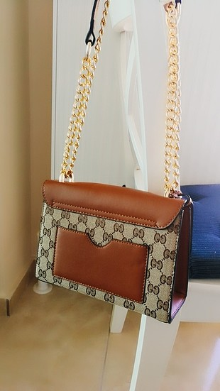 Gucci gucci askılı çanta