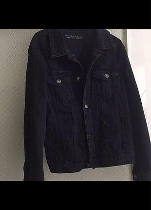 Dilvin oversize kot ceket siyah