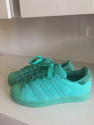 Adidas Neon Superstar