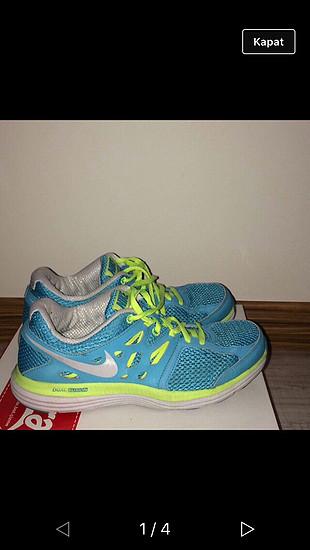 37 numara mavi orjinal Nike