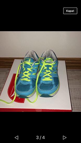 Nike 37 numara mavi orjinal Nike