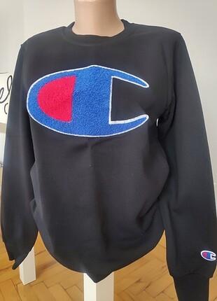 #Champion Yurt Dışı Sweatshirt
